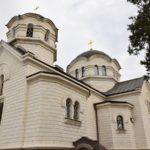 Квартиры посуточно в Севастополе www.sev-kvartirka.ru +7(978)211-78-07 Храм Вознесения Господня